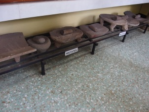 old metates from costa rica
