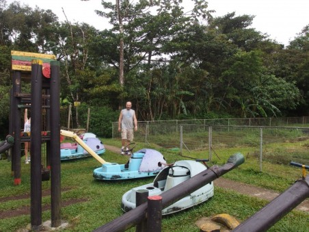 La Paz Trout Farm Playground