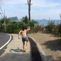 to the beach! Manuel Antonio