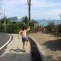 to the beach! Manuel Antonio