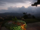Rains from Vista Valverde B&B and rentals, San Ramon, Alajuela, Costa Rica