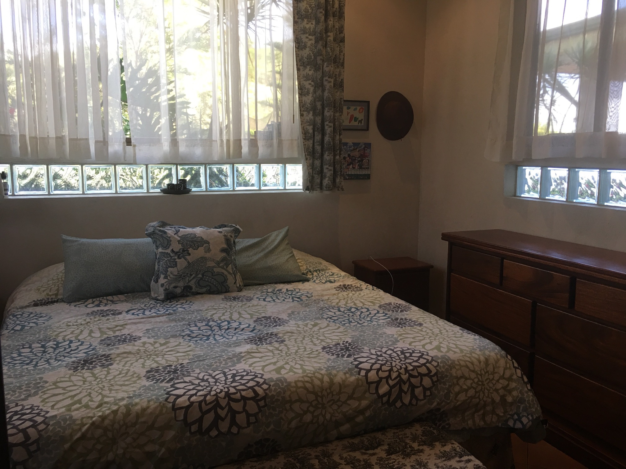 our bedroom in Costa RIca