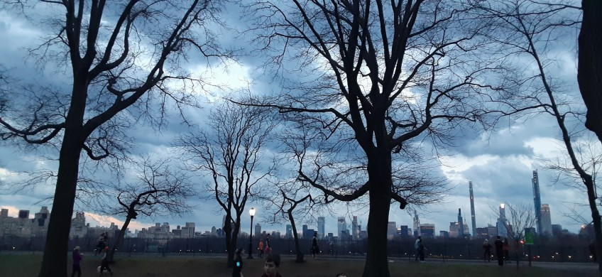 NYC Beautiful - last day ebfore lockdown